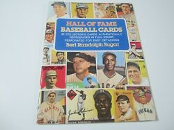 1978 Hall Of Fame Baseball Cards Mickey Mantle Ty Cobb Lou Gehrig And Others
