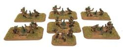 Battlefront FoW WWII Soviet 15mm Mortar Company (SU705) Pack MINT