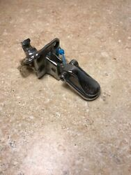 Used Boat Sailboat Locker Latch Chromed Bronze Works Needs A Clean