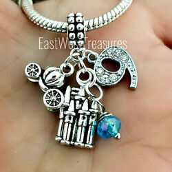 6th 7th 8th 9th 10th Year Old Birthday Charm Pendant Bracelet Necklace Jewelry