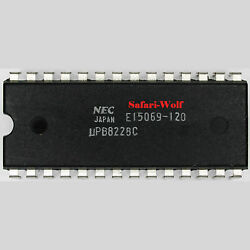 Nec 8228 System Controller And Bus Driver For 8080a Cpu