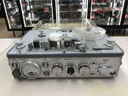 NAGRA IV-D Track Tape Recorder Player Deck Open Reel to Reel Repaired Rare