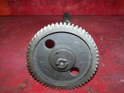 Allis Chalmers 5040 5045 5050 Cam Shaft And Gear 31165410