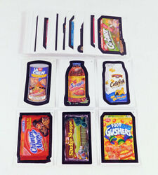 2004 Topps Wacky Packages ANS1 All New Series 1 Sticker Set (55)
