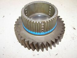 Case Ih Gear Wheel 1285988c1, 2nd, 4th, And6th Wi 37 Teeth And 45 Spline For 7110++