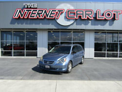 2005 Honda Odyssey EX-L Automatic with RES 2005 Honda Odyssey, Ocean Mist Metallic with 129586 Miles available now!