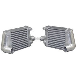 Cxracing Side Mount Intercoolers For 1990-1996 Nissan 300zx Bolt On
