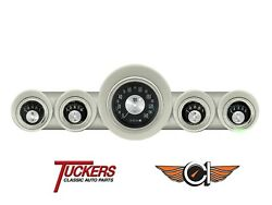 59 60 Chevy All American Trad Full-size Gauge Set Classic Instruments Ch59at54