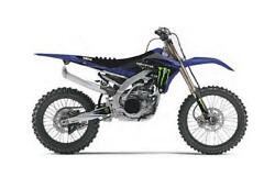 Dcor Complete Kit Monster Energy 20-50-254 Graphics Stickers