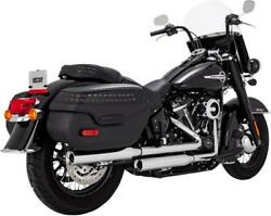 Vance And Hines Eliminator 300 S/o Chr 16716 Exhaust Mufflers / Slip-ons