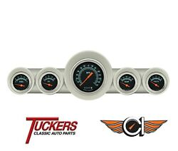 1959-60 Chevy Impala G-stock Full-size Gauge Pkg Classic Instruments Ch59gs54