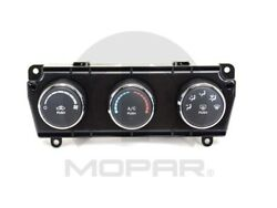 MOPAR 68197433AA AC and Heater Control Switch