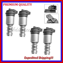 4pc Variable Timing Solenoid For Bmw X5 545 745 550 645 750 11367560462 Vvtv006