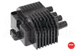 New Ngk Ignition Coil For Vauxhall Opel Astra Mk 3 1.6 Mpi Berlina 1992-94