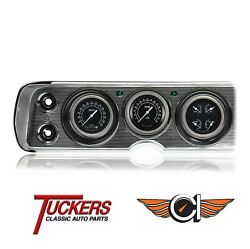 1964-65 Chevy Chevelle Traditional Series Gauge Set Classic Instruments Cv64tr