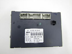 Control Unit Climate Air Conditioning for Mercedes W221 S320 A2218709687
