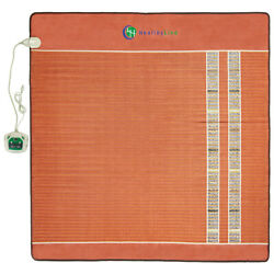 King Size Far Infrared Heating Pad Therapy Mat - Healthyline 80 X 76