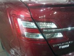 Driver Tail Light Quarter Panel Mounted Fits 13-16 TAURUS 401399