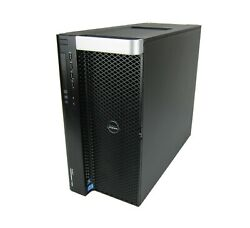 Dell Precision T7610 With Windows 10 Pro - Choose Your Cpu Memory Hdd Video