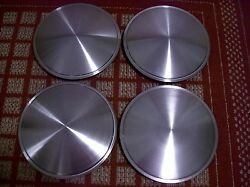 Stainless Steel Racing Discs Set Of Four 14
