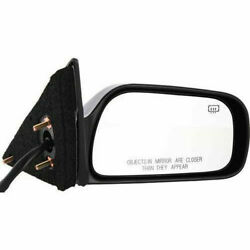 New Rh Side Power Heated Mirror Usa Built Fits 1997-2001 Toyota Camry To1321130