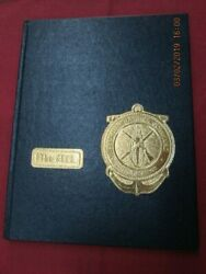 The Keel Great Lakes Illinois Recruit Training Command Yearbook Book 1981 Navy