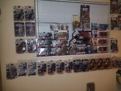 massive star wars collection. see description for inventory