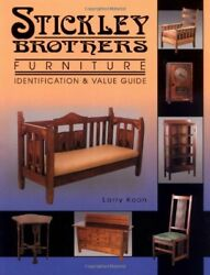 Stickley Brothers Furniture Identification And Value Guide Identification And…