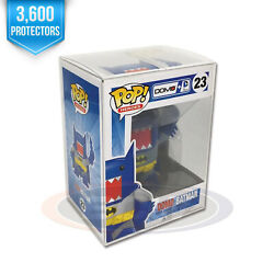 Wholesale Lot of 3,600 BCW Funko POP! Protector Boxes Cases Holders Protection