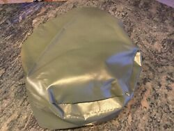 Military 10 Ton Air Conditioner Tarp Cover 2540-01-533-3892 12 Inch Od X 4 Deep