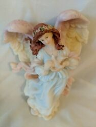 Seraphim Angel Classics Monica Under Loves Wing Roman 78090 Certificate