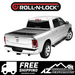 Roll-n-lock A Series Retractable Cover For 09-18 Dodge Ram 6.4and039 Bt448a