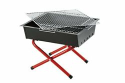 Captain Stag M-6376 Easy Fire Grill Camping Outdoor Gear New From Japan