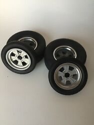 1:8 Cast Resin quot;Radirquot; Wheels For Revell Monogram for soft tires not Included $50.00