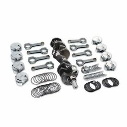 Forged 350 Main Scat Rotating Assembly I-beam Rods Fits Chevy 383 1-41705
