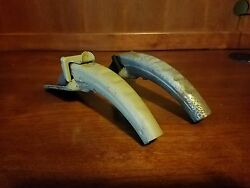 Lot Of 2 Vintage Plews Oil Can Spout Made In Usa
