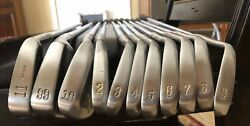 Collectible Kenneth Smith Golf Clubs belonged to Western Actor Dale Robertson