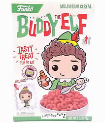 Funko Funko's Buddy The Elf Cereal Target Exclusive With Mini Pop New