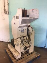 Mpg Service And Sales Mp-1114n Heavy Duty Commercial 10hp Plastic Granulators