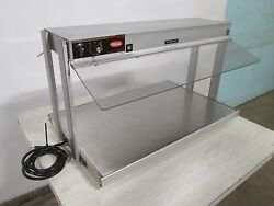 Hatco Glo-ray Hd Commercial Heated Lighted Hot Food Buffet Warmer/merchandiser