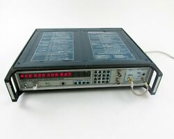 Eip Model 578 Source Locking Microwave Counter - Option 6 - 10 Hz To 26.5 Ghz