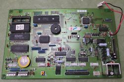 Brother Em-630 Electronic Typewriter Main Pcb Uc9632102 Control Motherboard