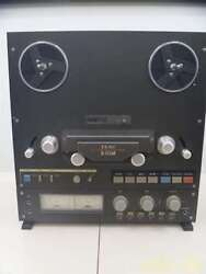 Teac X-10m Tape Recorder Player Deck Open Reel To Reel Used Ex++