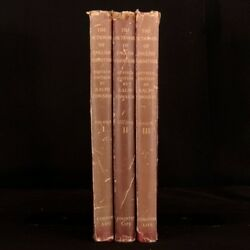1854 3vol The Dictionary To English Furniture From Middle Ages To Late Georgian