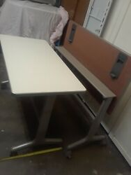 Flip-top Arts And Crafts Table Laundry/garage Tableutility Room/ Classroomandnbsp