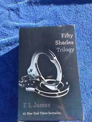 Fifty Shades Trilogy Books 1-3 50 Shades Of Grey Darker And Freed 3 Book Set
