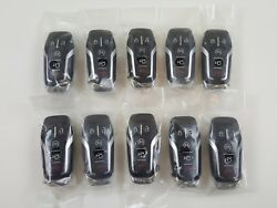 LOT OF 10 MUSTANG 15-17 REMOTE OEM SMART KEY LESS ENTRY 902MHz FORD FUSION 13-16