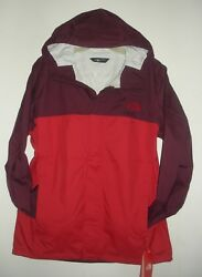 The Mens Venture 2 Waterproof Jacket -a2vd- Rage Red - Smlxlxxl