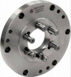 Bison 7-878-259f Adapter Back Plate For 25 Self-centering Lathe Chucks
