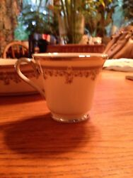 Lenox China Service For 13 Complete - Lace Point Pattern